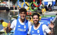 olimpiadi Rio 2016: canottaggio bronzo per Marco di Costanzo e Giovanni Abagnale nel due senza