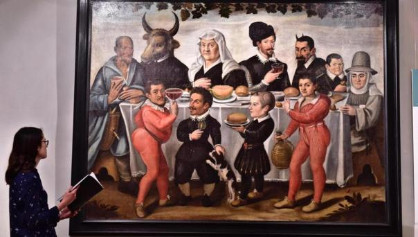 Buffoni, villani e giocatori di carte alla corte dei Medici