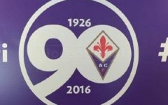 Fiorentina: annullata la festa dei 90 anni per rispetto alle vittime del terremoto