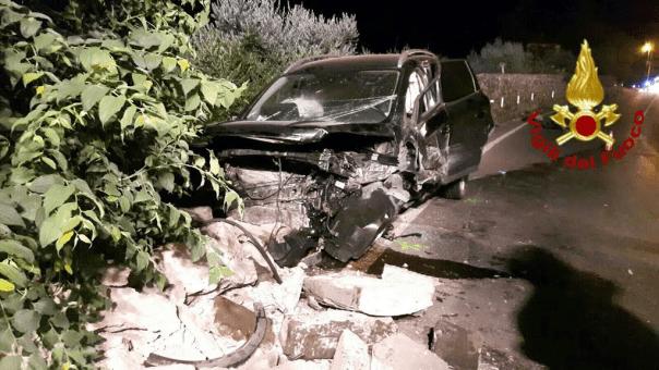 incidente via aretina2