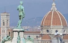Terremoto: rinviato a Firenze lo spettacolo «Amore e ginnastica» al Flower, Piazzale Michelangelo