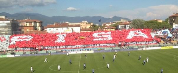 Calcio: andata playoff Lega Pro; Pisa-Foggia 4-2