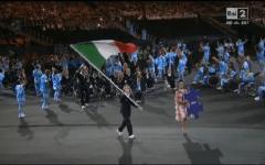 Paralimpiadi, Rio 2016: l'Italia sfila dietro Martina Caironi. Da oggi via alle gare