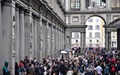 Musei: Uffizi al primo posto nella classifica Tripadvisor, ma Torino primeggia fra le città italiane