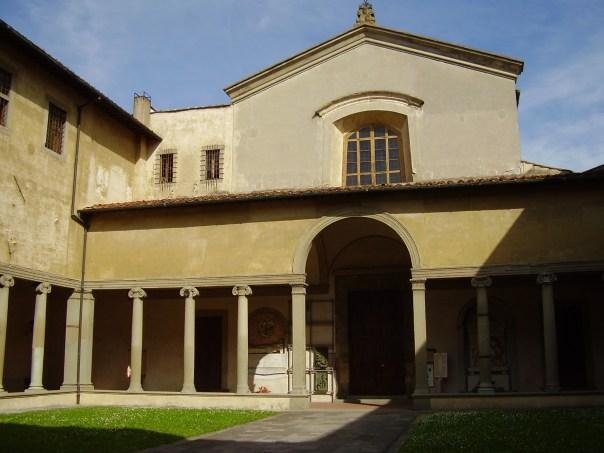 La Chiesa di Santa Maria Maddalena de' Pazzi, compresa fra gli itinerari della FAI Marathon