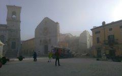 Terremoto: scossa fortissima, magnitudo 6,5 nelle Marche avvertita nettamente a Firenze (video)