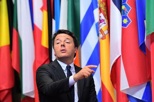 BELGIUM-EU-POLITICS-SUMMIT-ITALY