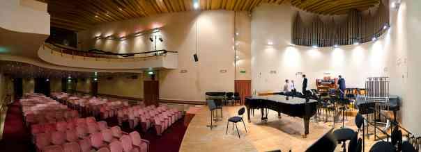 La Sala del Buonumore al Conservatorio