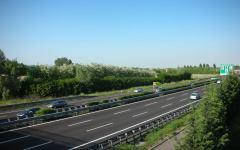 Autostrada A1: lunedì 21 chiusura notturna (ore 22 - 6) del casello Valdarno