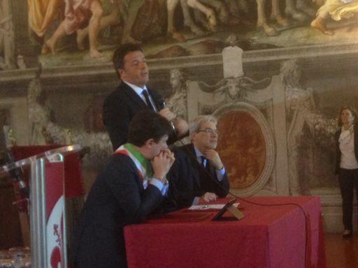 Leopolda, guerriglia a Firenze nel corteo anti-Renzi