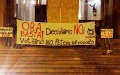 Roma, scuola: blitz di studenti al Miur, protesta contro gli scarsi investimenti per l'edilizia scolastica