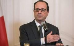 Francia, François Hollande in diretta tv dall'Eliseo: «Non mi ricandido alla presidenza»