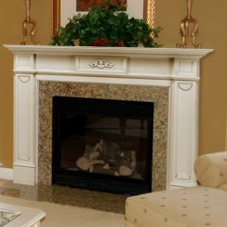 Small Of White Fireplace Mantel