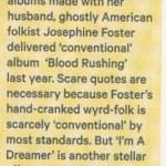 'I'm A Dreamer' - NME Review