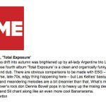 'Total Exposure' -  NME Review