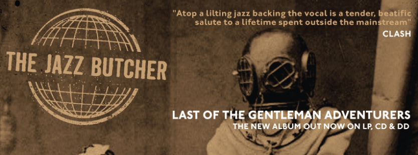 The Jazz Butcher - Out Now