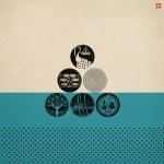 FIRELP430 Death And Vanilla - EP LP SLEEVE