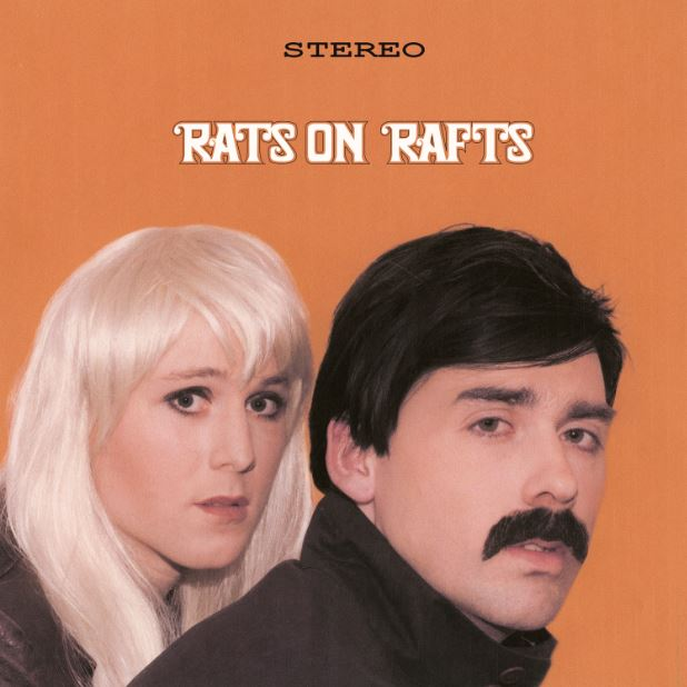 Rats on Rafts - Some Velvet Morning SMALL