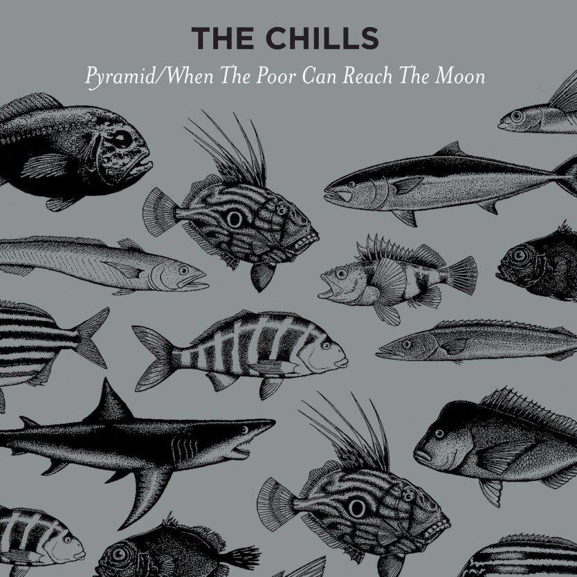 The Chills - Pyramid_When the poor can reach the moon
