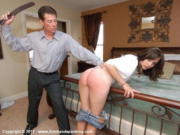 real spankings caroline