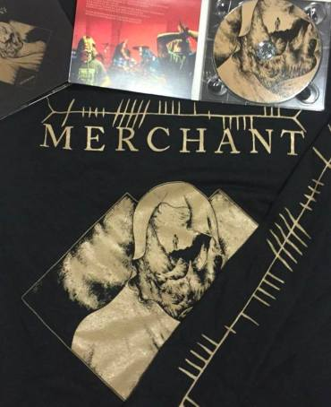 merchant band CD