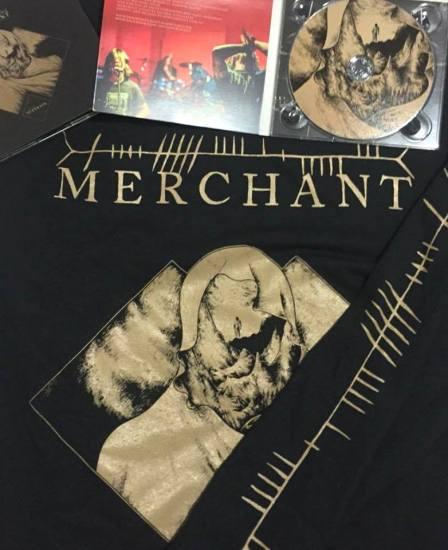 merchant band CD