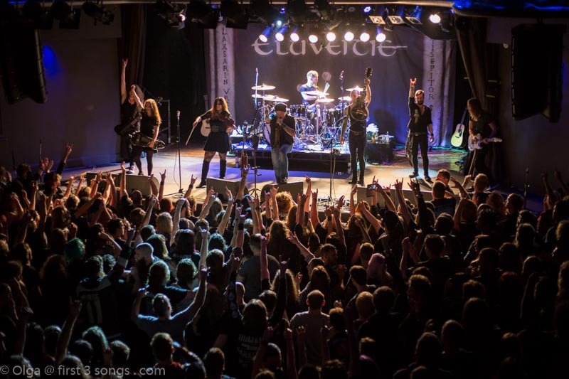 Stormtide - with Eluveitie
