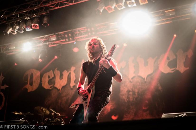 Devildriver - Metaldays 2016