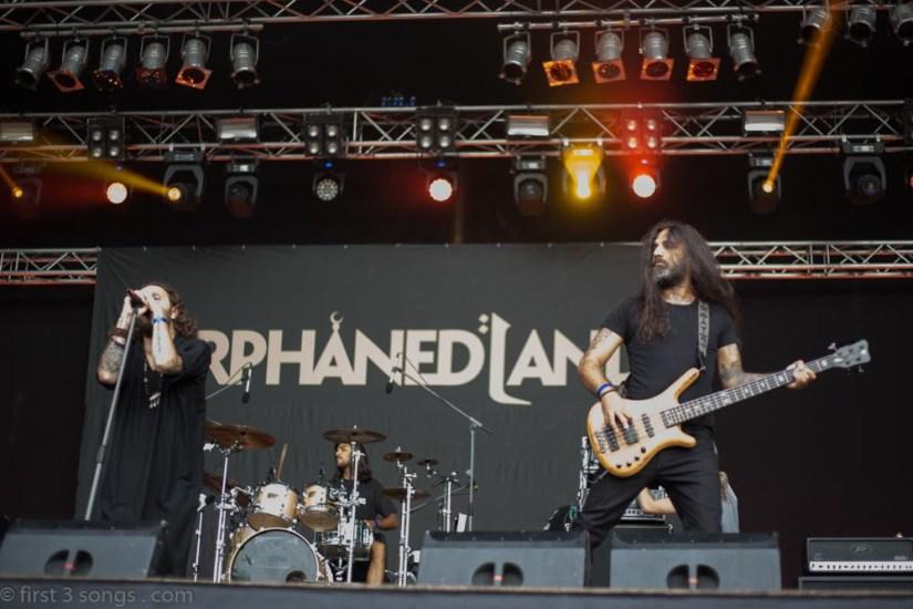 Orphaned Land - Metaldays 2016