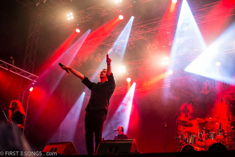 Blind Guardian - Metaldays 2016