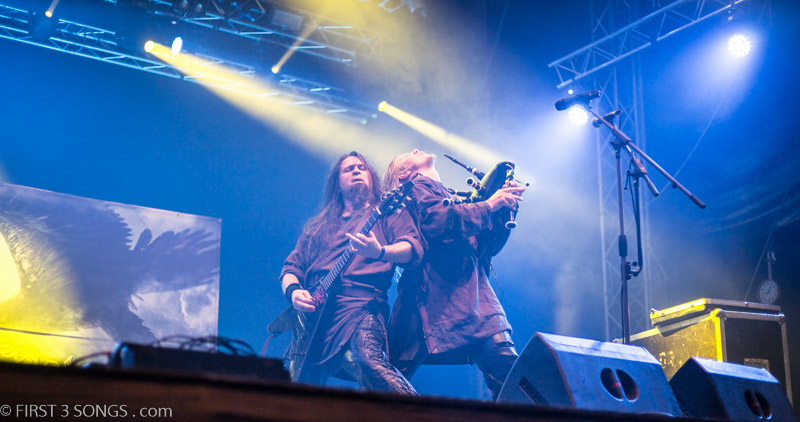 Arkona at Metaldays 2016