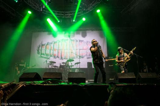 Loudness - Metaldays 2017