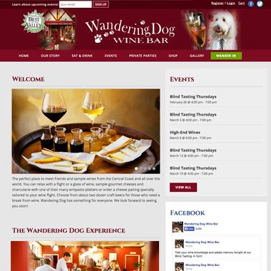 Wandering Dog Wine Bar