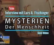 Die großen Mysterien der Menschheit - Faszination Grenzwissenschaft: Interview mit Lars A. Fischinger (Bild: A. Cremer)