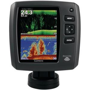 Gramin Echo 551DV,Gramin Echo 551DV review, best fishfinder