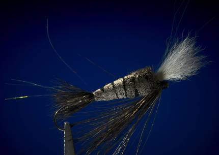 The Waller Walker a icon in the world of Skated dry flies