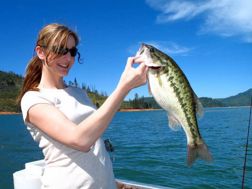 California s 5 best fishing lakes for Green valley lake fishing