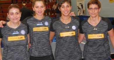 domani al via i quarti di finale di A1 femminile: Bagnolese in campo a Bolzano