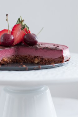 Charming Vegan Strawberry Mousse Cake Via Vegan Strawberry Mousse Cake No Refined Strawberry Mousse Cake Porto S Strawberry Mousse Cake Youtube