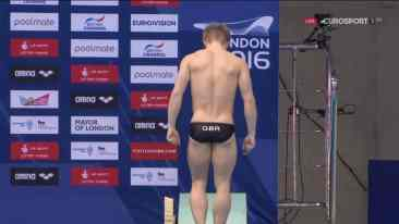 Jack Laugher Shirtless & Barefooted image