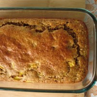 mango coconut bread