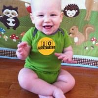 Hunter: 10 months