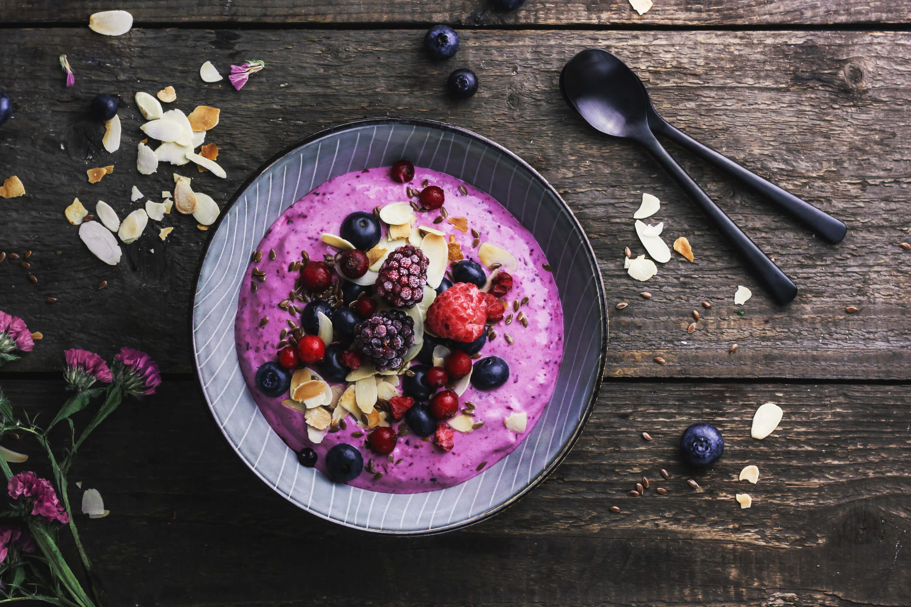 Superfood Beeren Quark