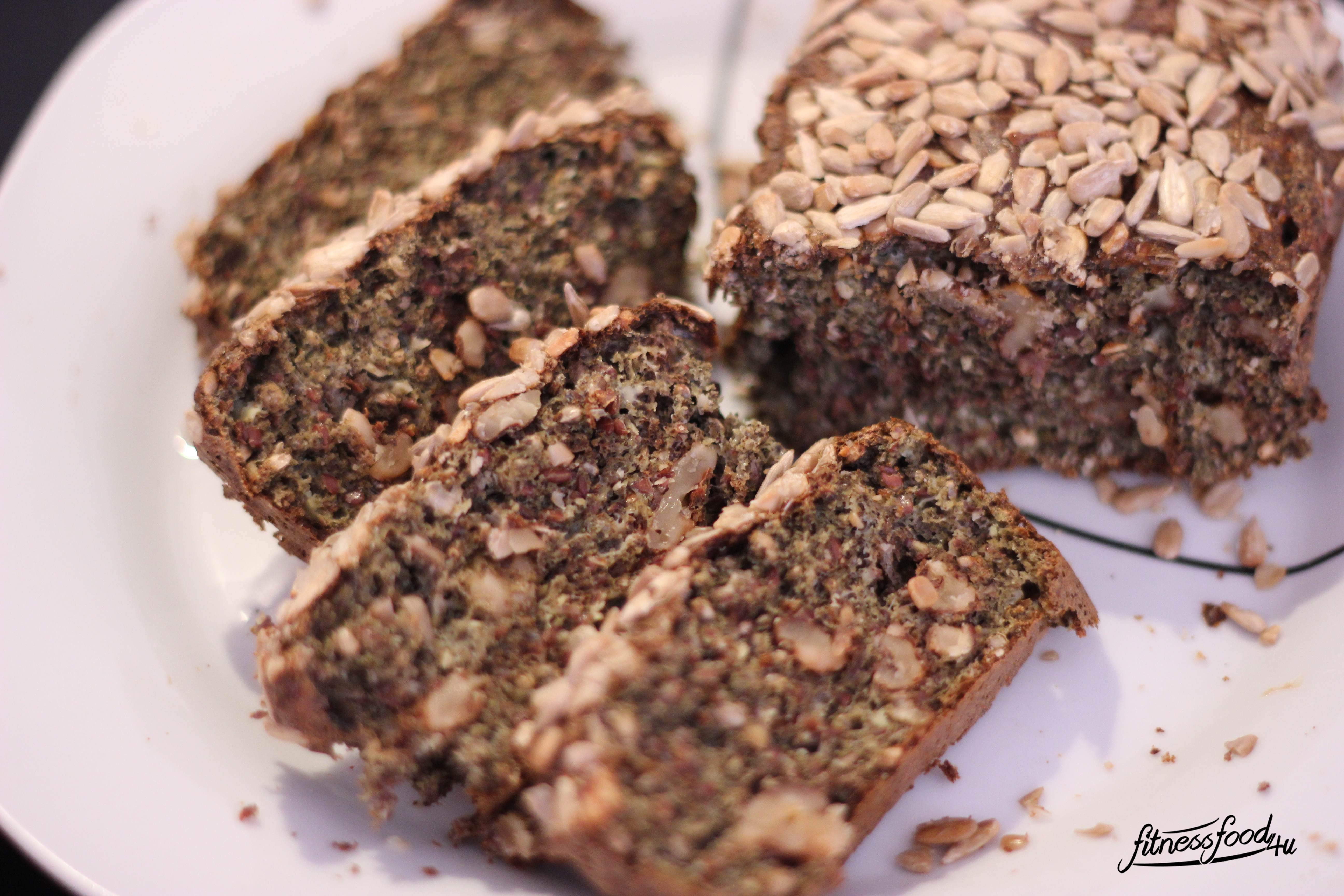 Low Carb Hanf Brot