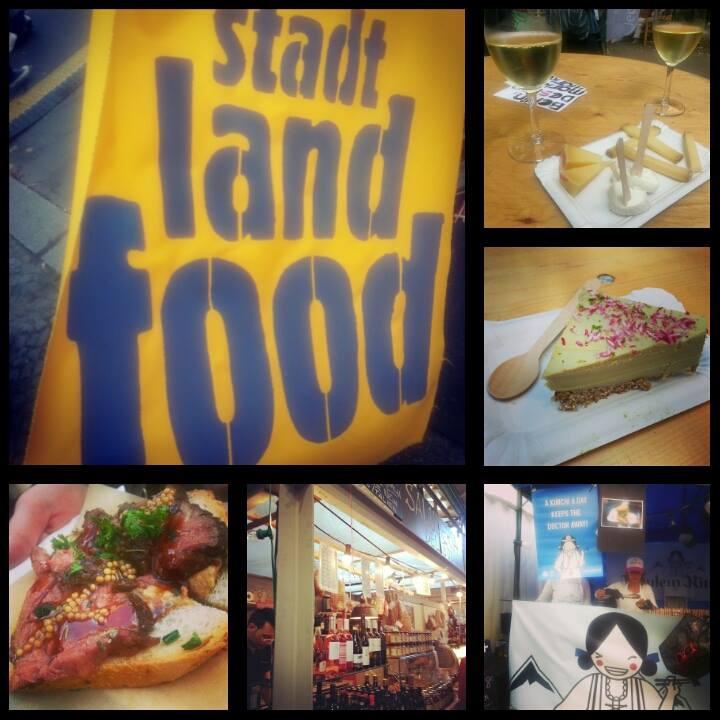 Stadt Land Food – Ein Festival (nicht nur) für gutes Essen