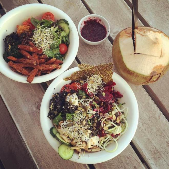 The Bowl - Clean Eating in Berlin