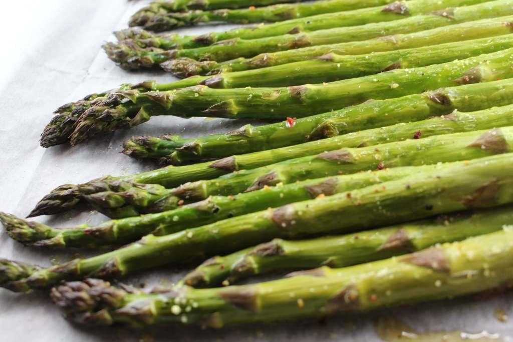 Grüner Spargel – gesund, lecker und vielseitig