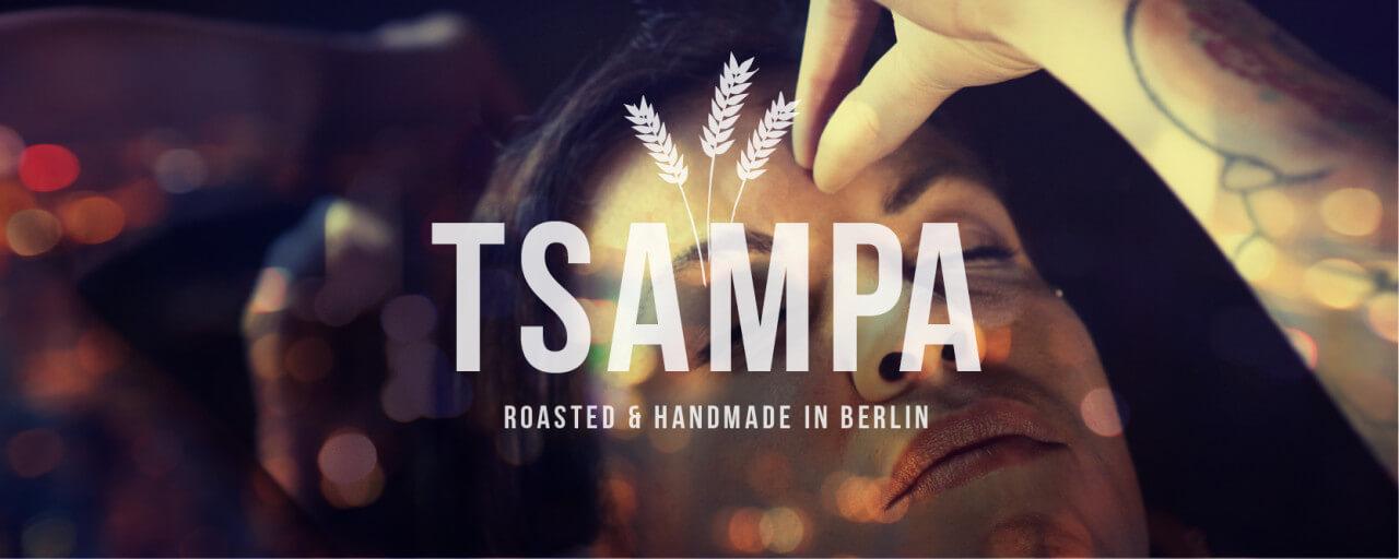 Tsampa-Energieriegel