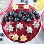 smoothie Bowl Drachenfrucht