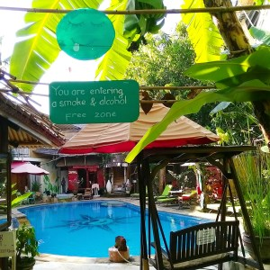 serenity eco guesthouse - Bali